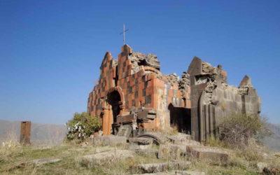 Монастырь Авуц Тар 11в.