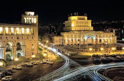 Горящий тур в Армению