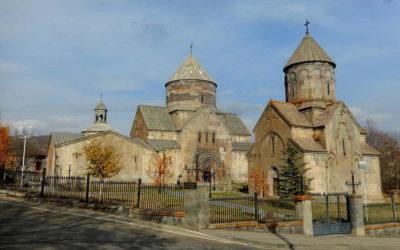 Монастырь Кечарис 11в.