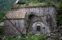 Монастырь Кобайр 12в.