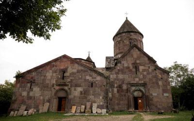 Монастырь Макараванк 10в.