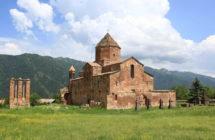 Монастырь Одзун 5в.