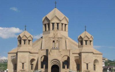 Собор Св. Григория Просветителя 1997