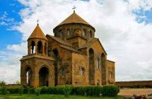 Церковь Святой Рипсиме 7в.