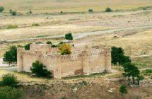 Древний город Тигранакерт, в провинции Арцах Великой Армении (1 век до н.э).