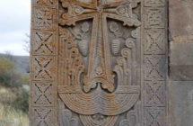 Монастырь Цахац Кар 11в.