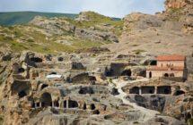 Пещерный город Уплисцихе 9в.