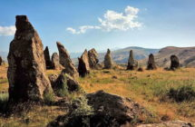 Зорац-Карер (Могучие камни) 2 тыс. до н. э