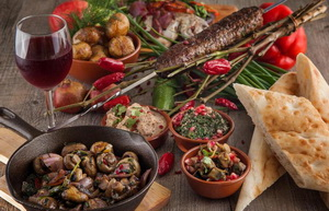 Armenia travel prices for tours to armenia and georgia for Armenian national cuisine