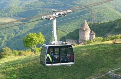Тур в Армению 8 дней