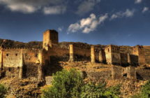 The fortress of Khertvisi 10th century
