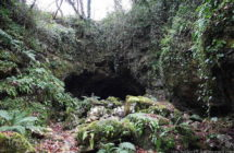 The cave of Prometheus
