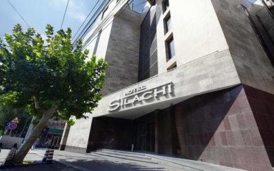 Отель Силачи