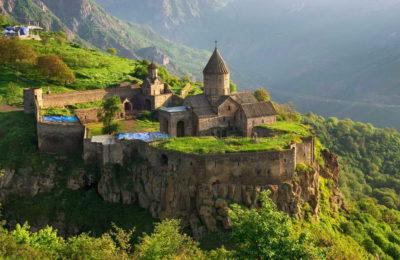 Кольцевой тур по Армении