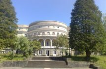 The balneological resort of Tskhaltubo