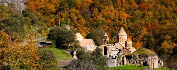 Монастырь Дадиванк IX—XIII вв.