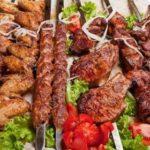 Фестиваль шашлыка в Армении