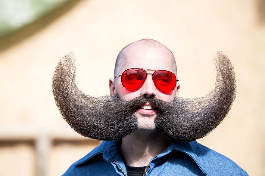 Beard festival in Armenia