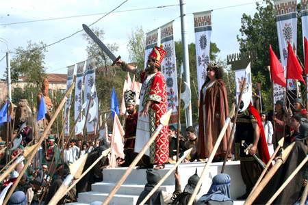 Day of the city of Yerevan (Erebuni)
