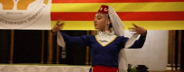 The first Armenian-Catalan Festival of Arts